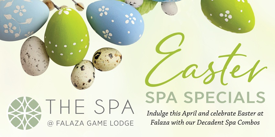 Easter Spa Specials at Falaza Game Lodge